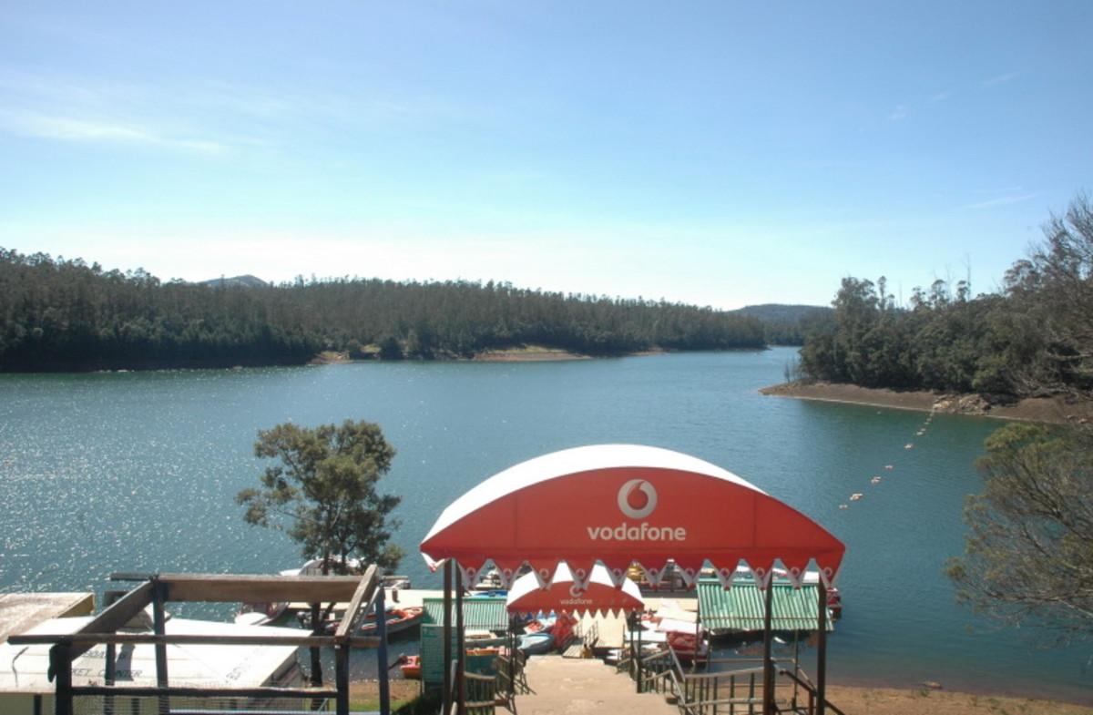 Pykara Lake, Nilgiris