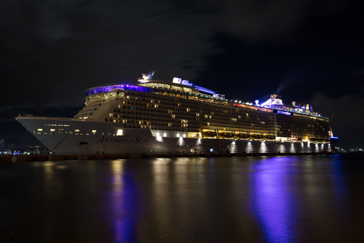 Review of Royal Caribbean's Anthem of the Seas 12-Day Southern Caribbean Cruise