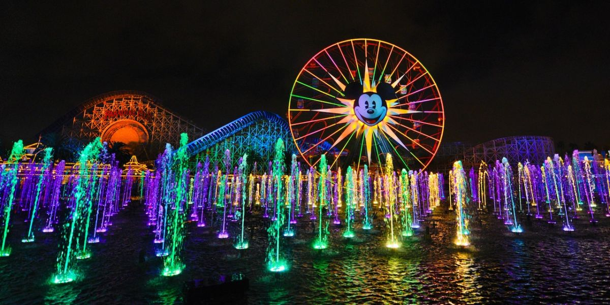 You might expect Disneyland to be less crowded at night. Unfortunately, it won't be!