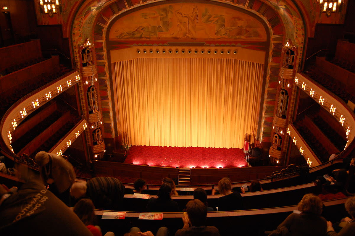 Tuschinski Cinema House Amsterdam