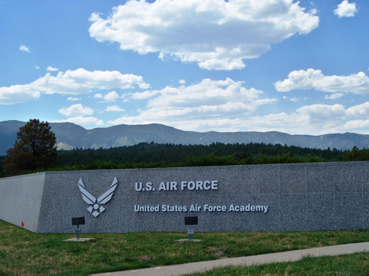 US Air Force Academy in Colorado Springs, Colorado