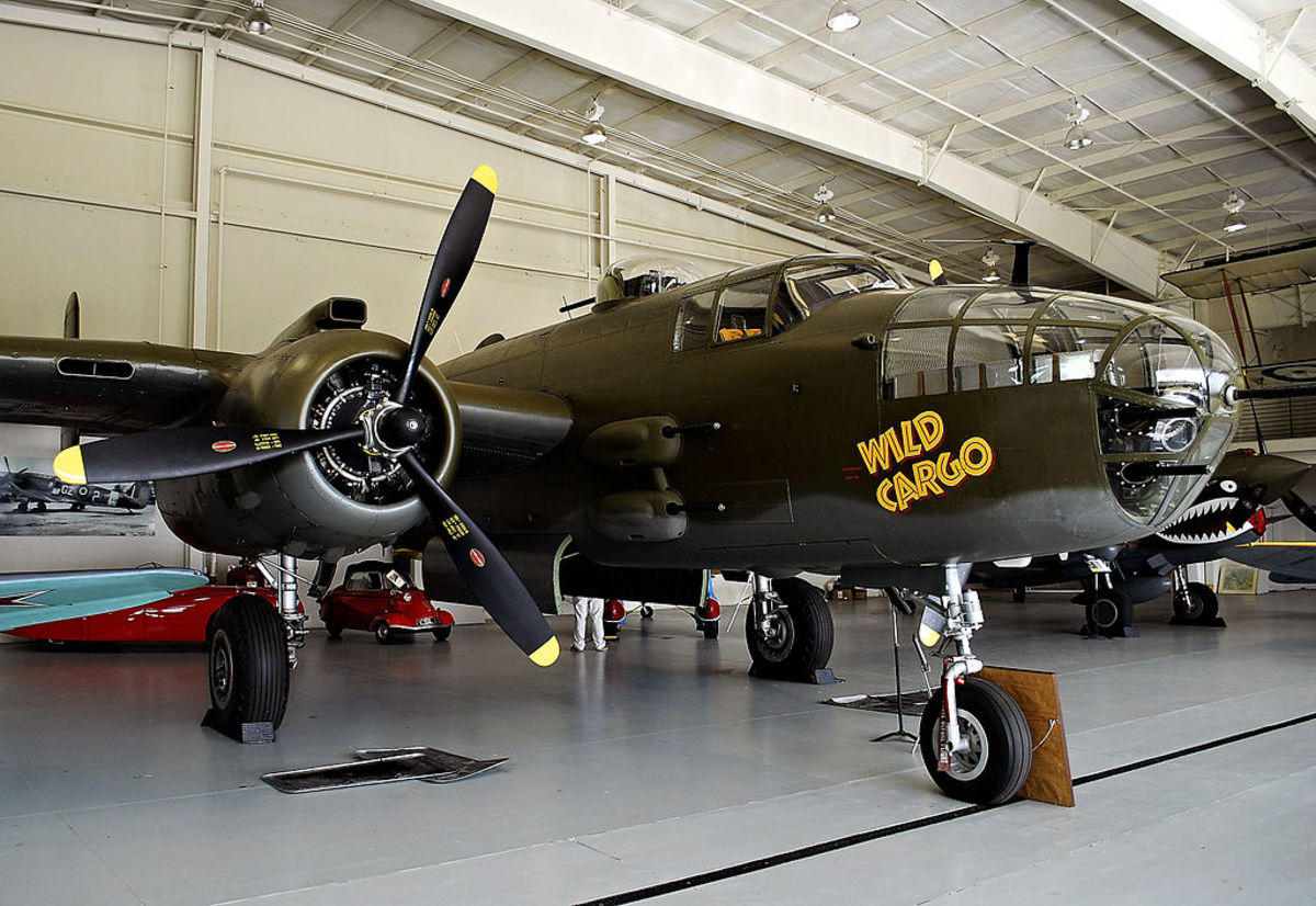 """Wild Cargo"" at the Military Aviation Museum in Virginia Beach, Virginia"