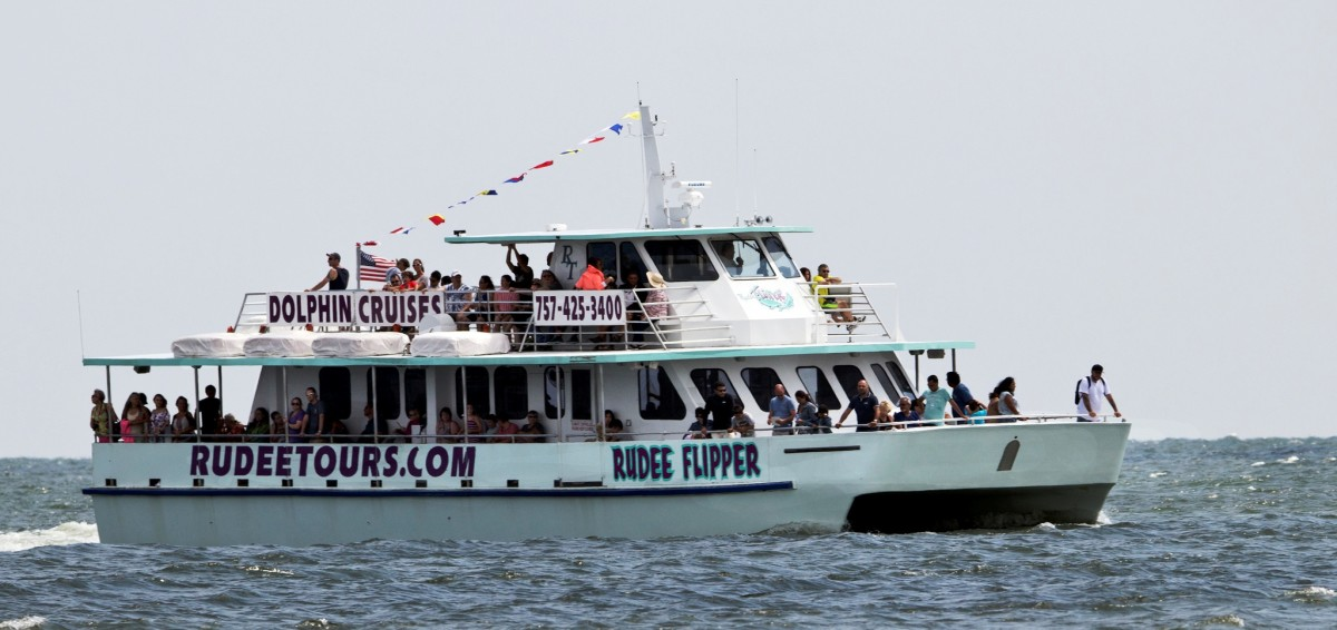 Rudee Dolphin Cruises in Virginia Beach