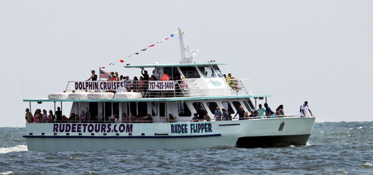Rudee Dolphin Cruises in Virginia Beach