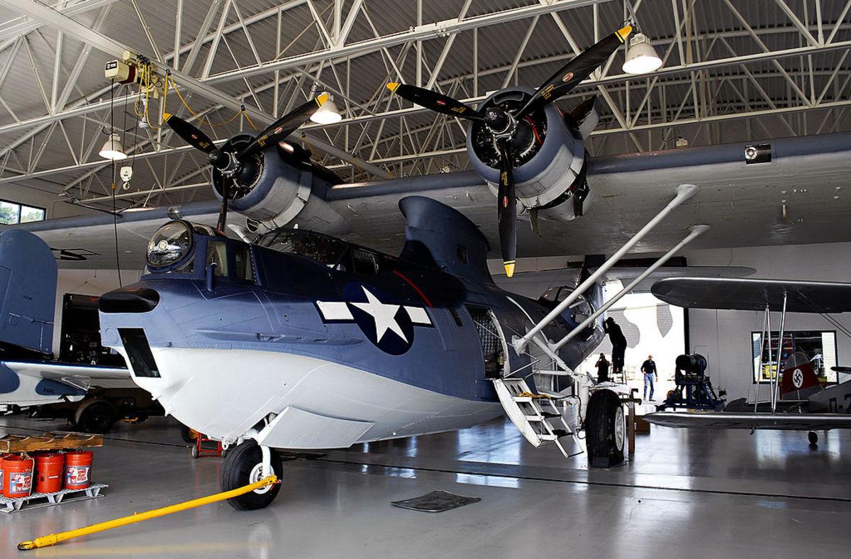 Military Aviation Museum in Virginia Beach, Virginia