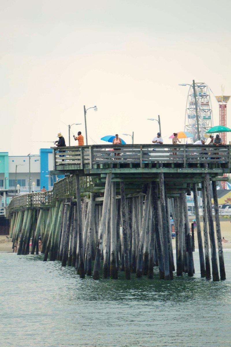 Virginia Beach Fishing Pier