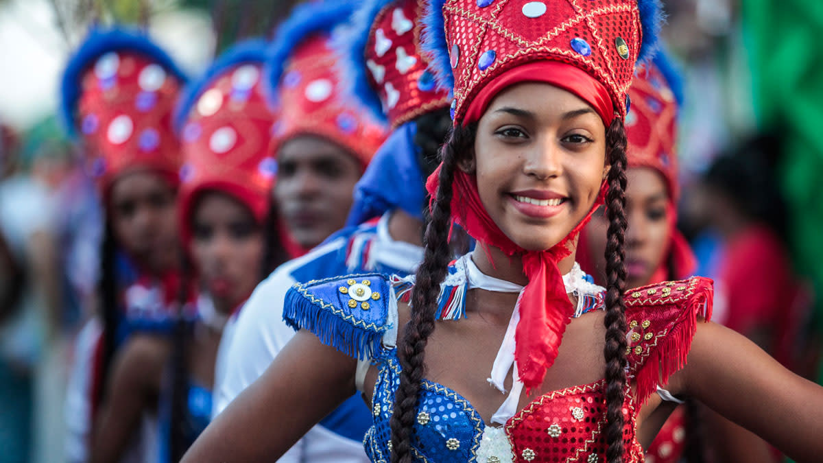 Stock Photo (Dominican Day Parade)