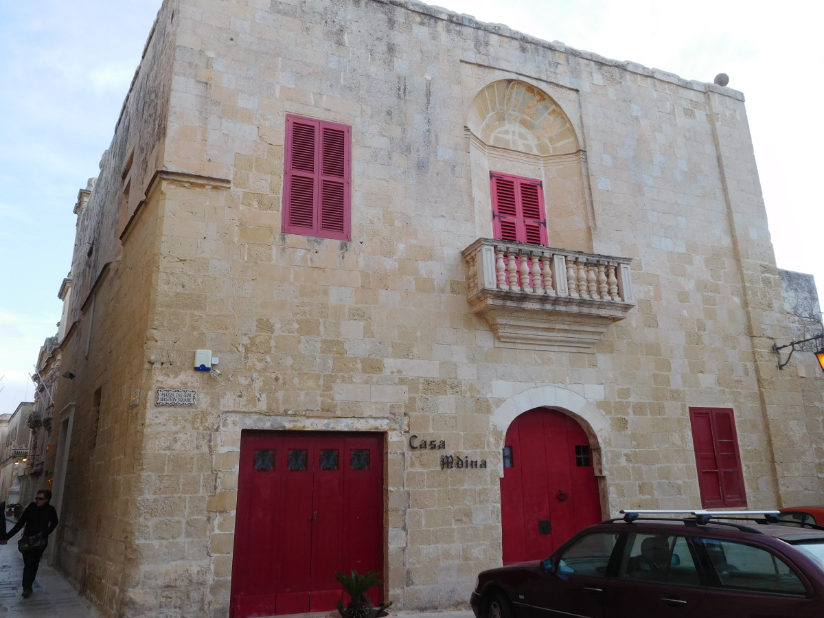 Mdina Castle