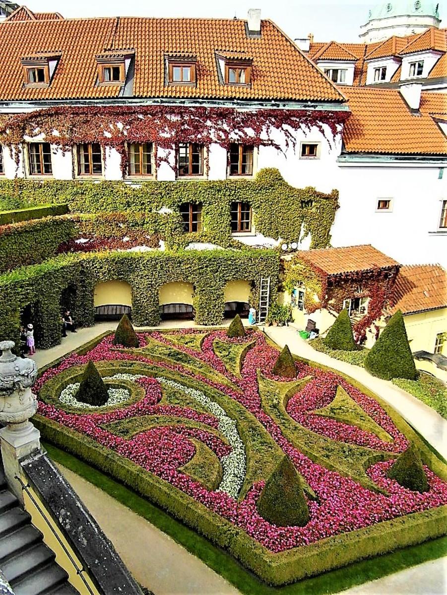 Vrtba Garden.