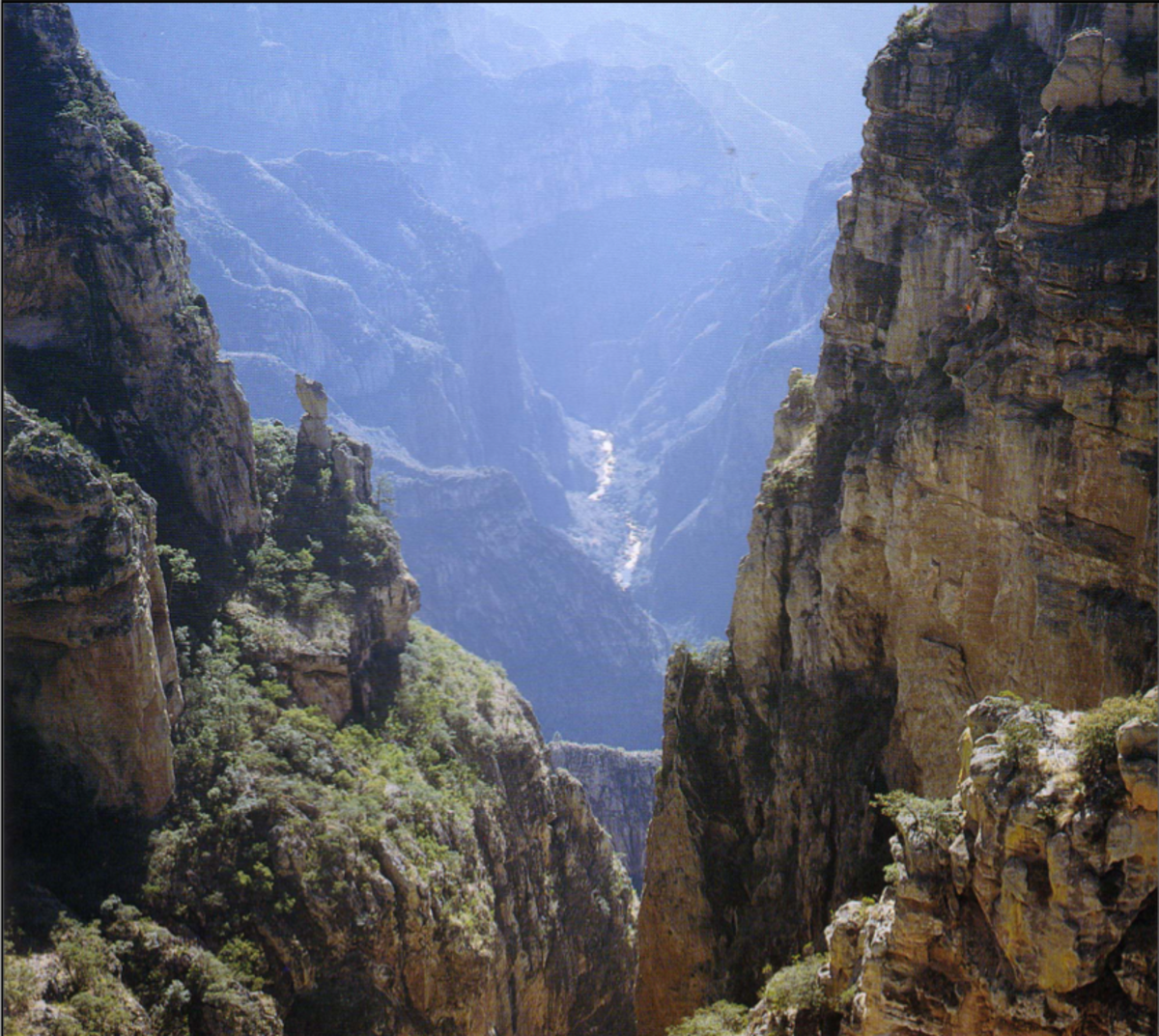 The drive to the bottom of Batopilas Canyon is not for the faint of heart.
