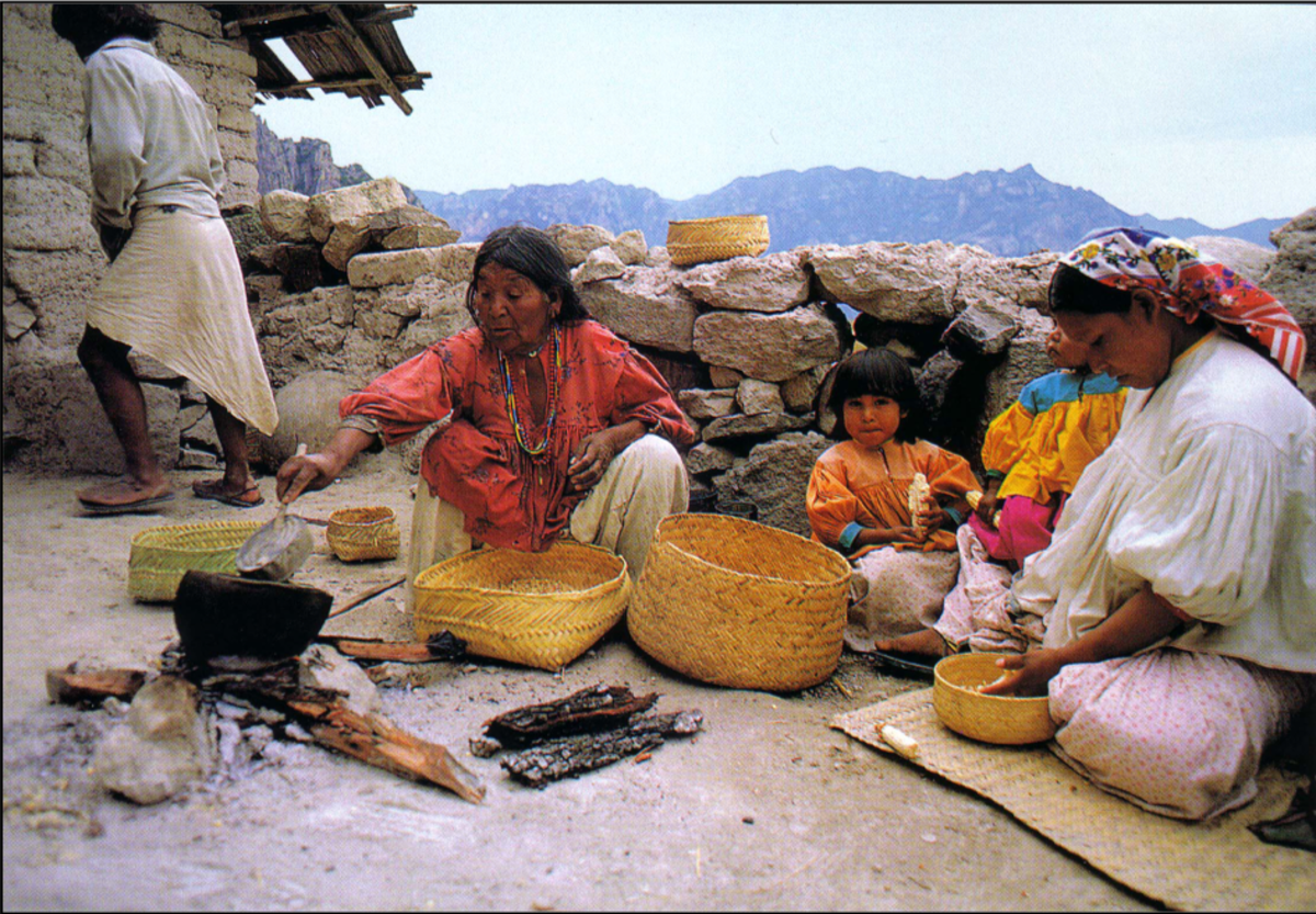 Considered the least assimilated people in North America, the Tarahumara still live much as they have for centuries.