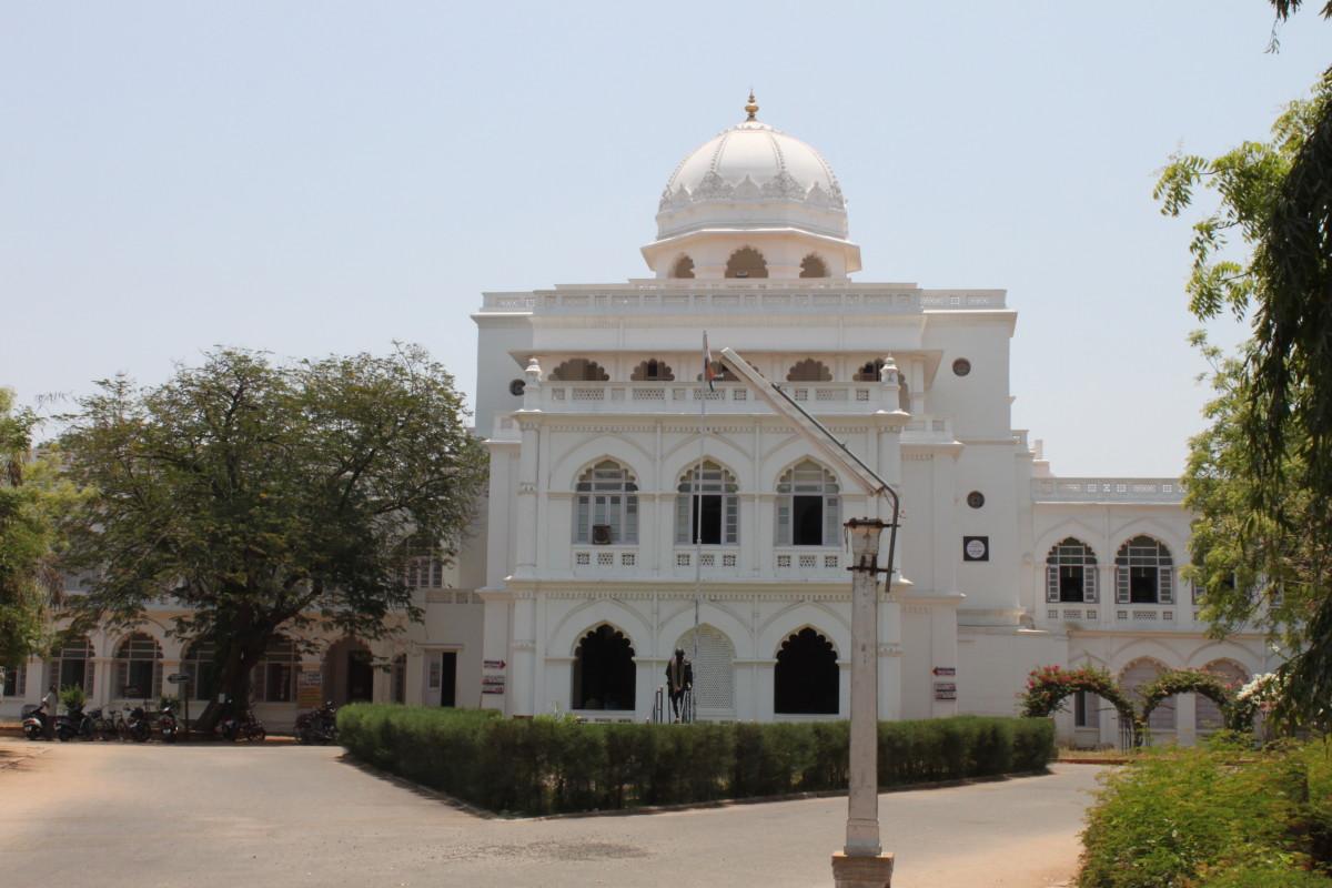 The Gandhi Museum (Thamukkam Palace)
