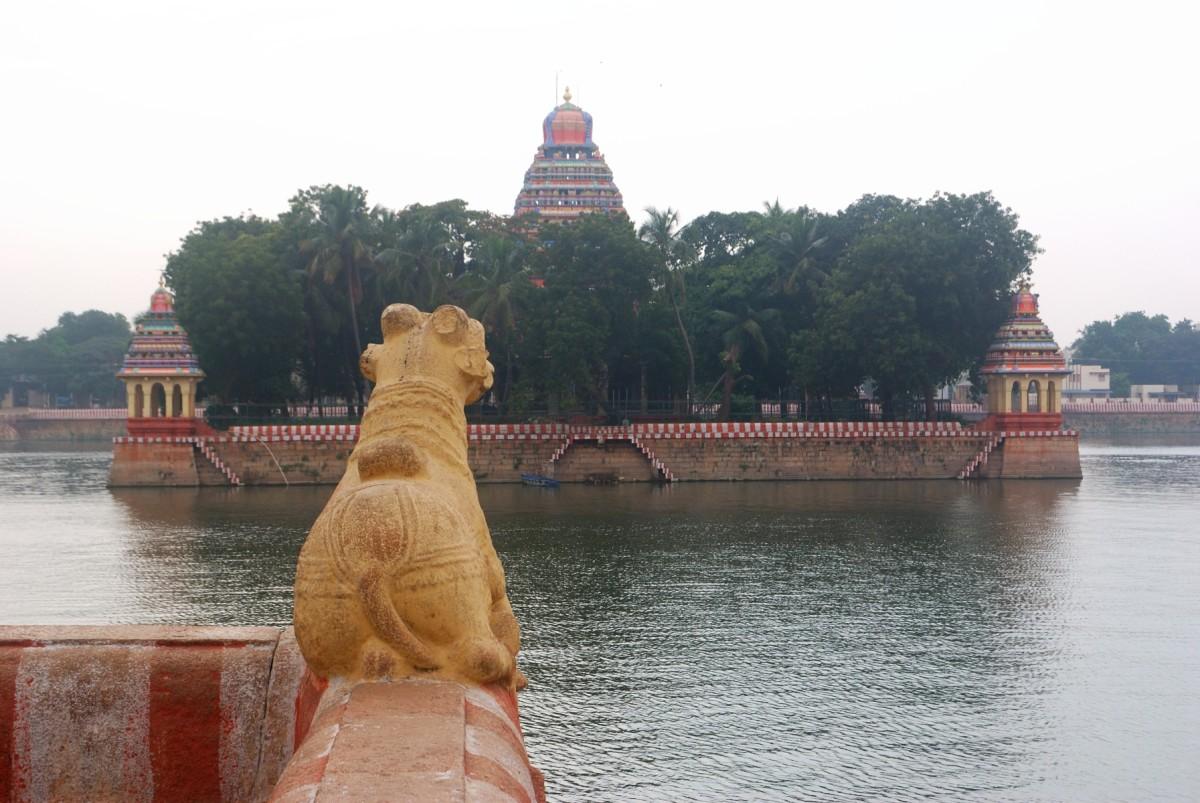 Theppakulam Mariamman Temple