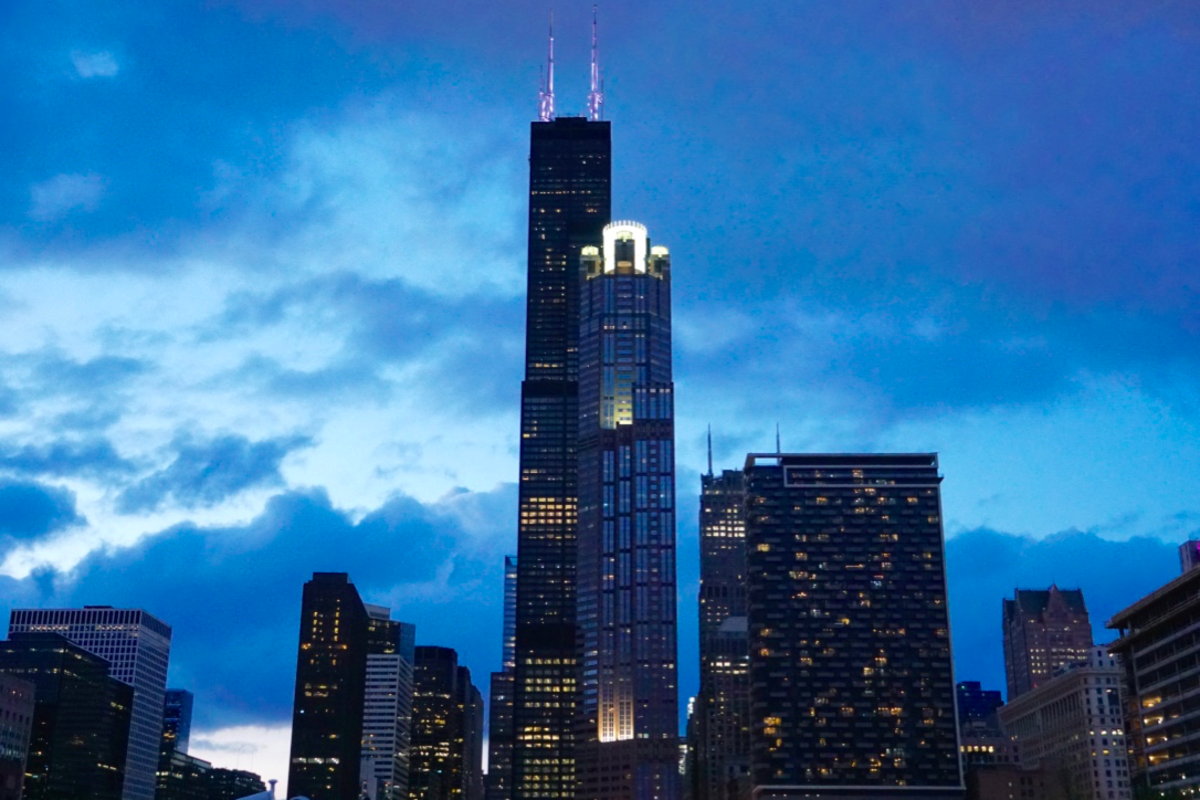 Willis Tower - Chicago's tallest building