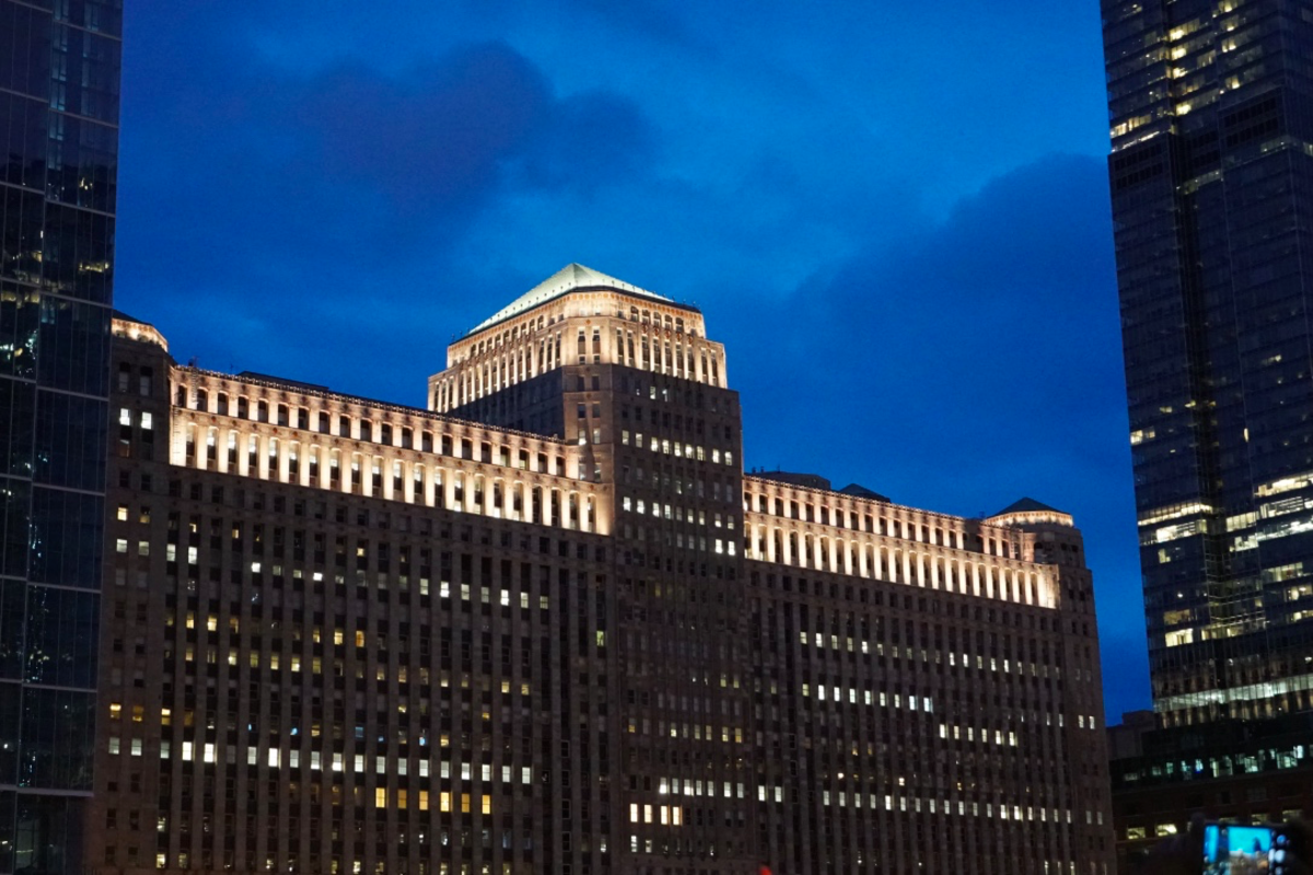 The Merchandise Mart Building