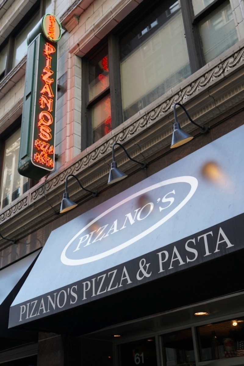 Pizano's Pasta and Pizza