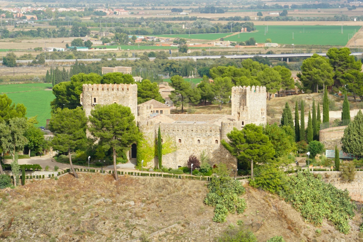 View of Toledo From the Alcazar's Terrace