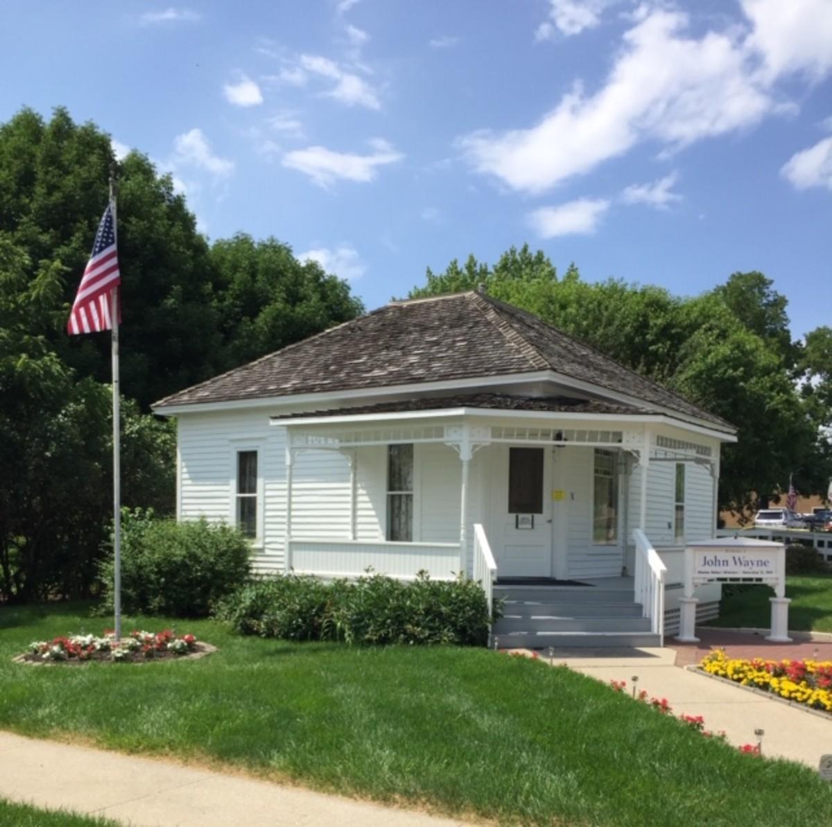 John Wayne Birthplace Home