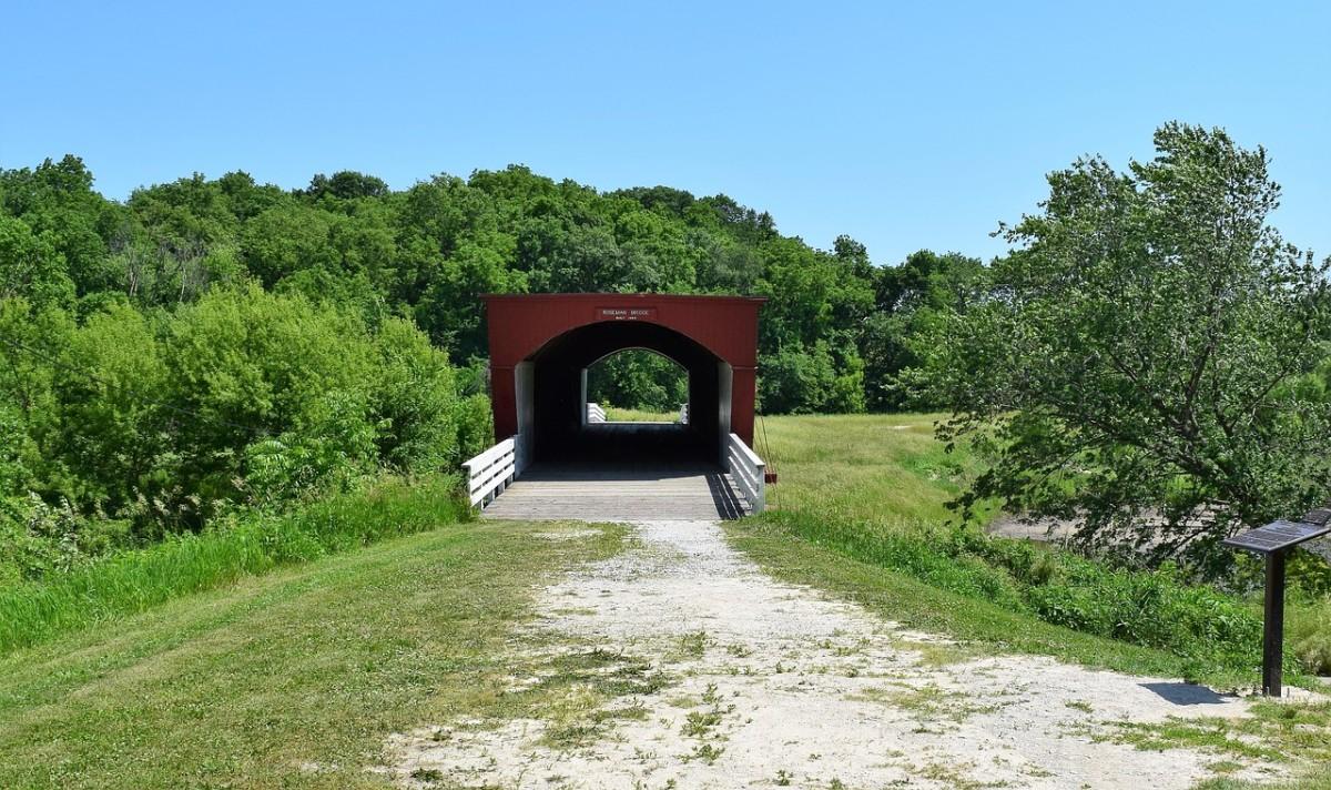 The famous Roseman Bridge