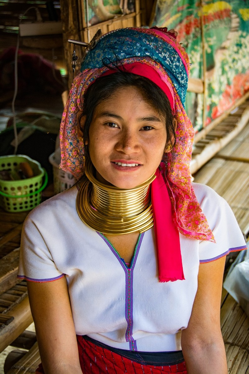 A day trip to one of the villages outside of Chiang Mai can is a great way to meet locals and learn about their way of life.