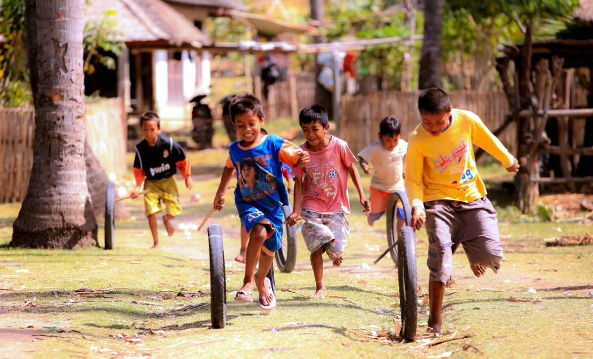 Visit locals at the villages.