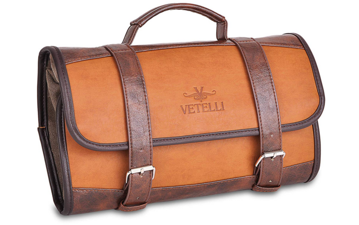 Vetelli's Gorgeous Leather Hanging Kit
