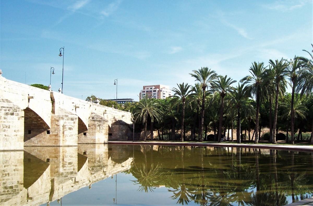 Jardin del Turia.