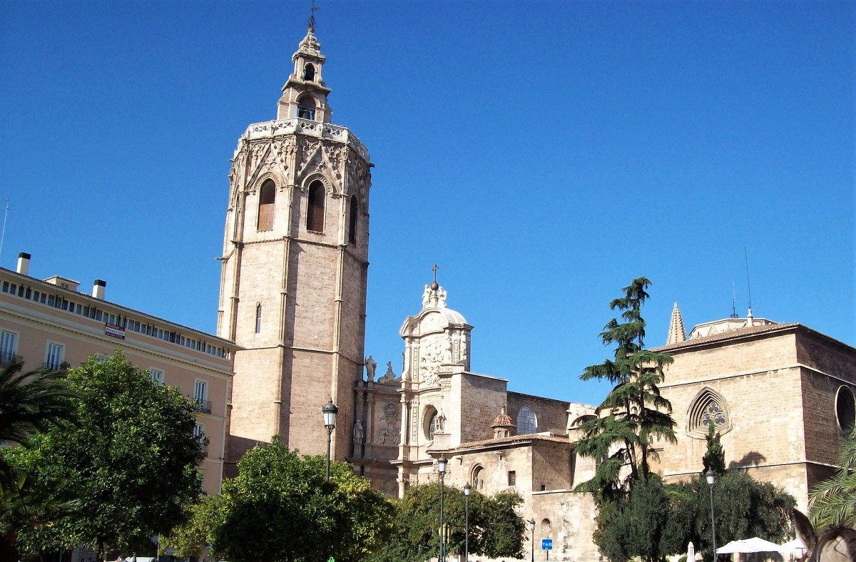 Valencia Cathedral.