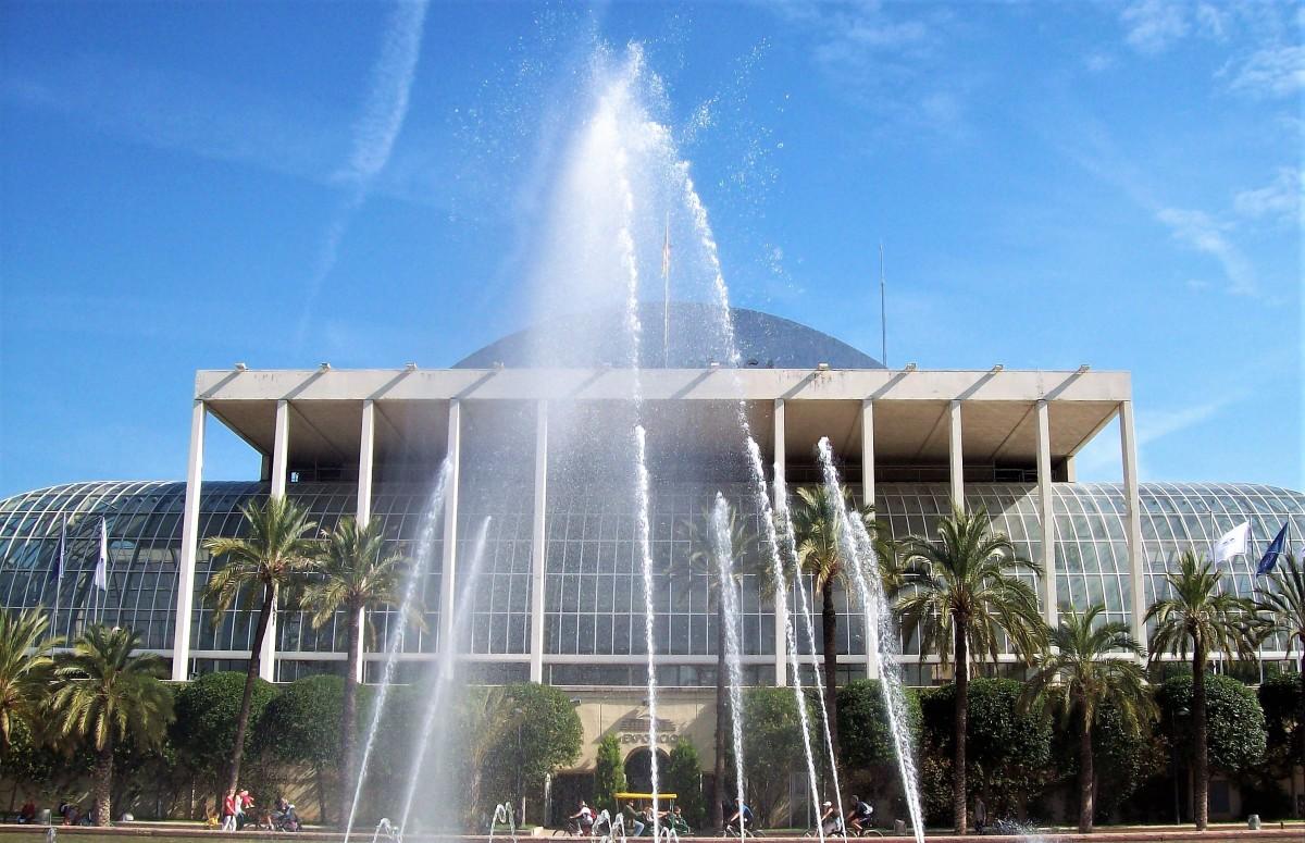 Palau de la Musica.