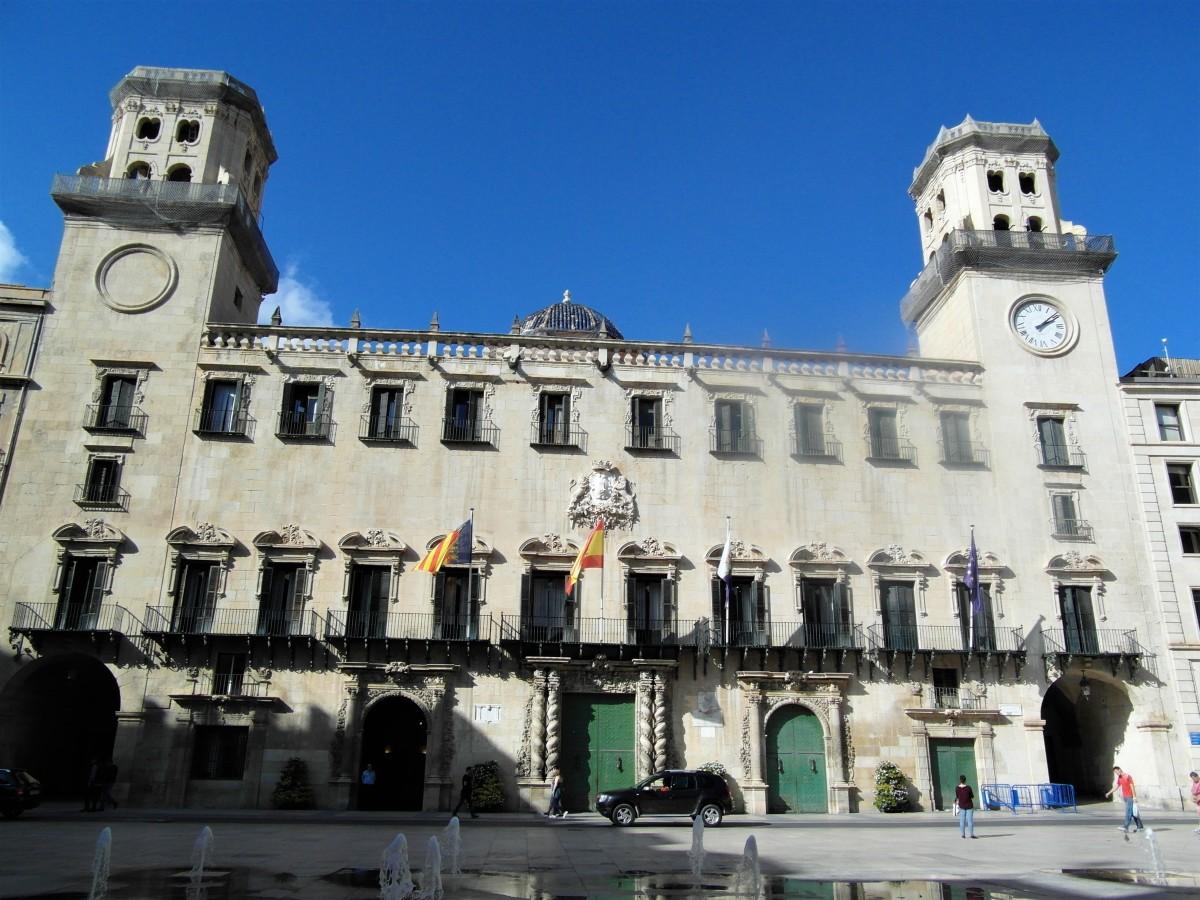 Alicante Town Hall.