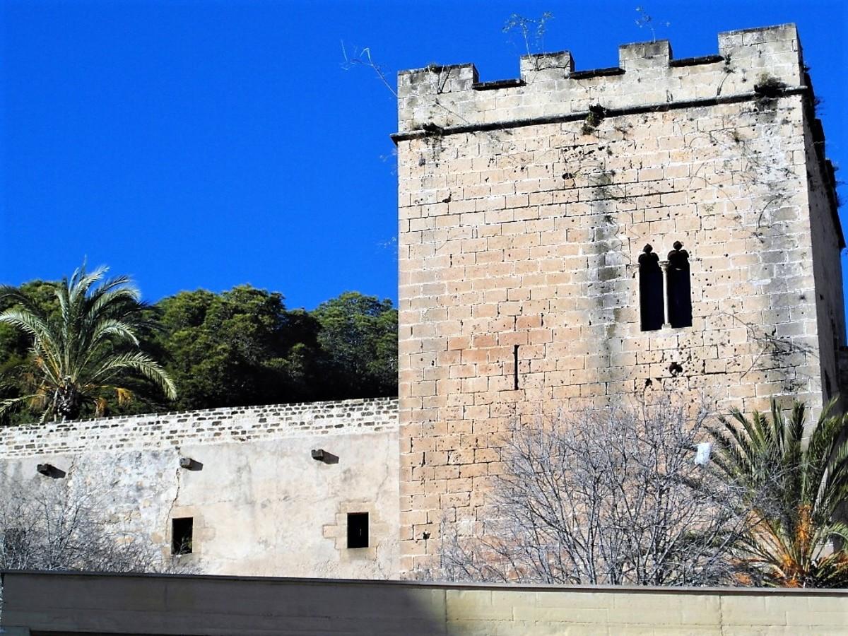 Castle, Denia.