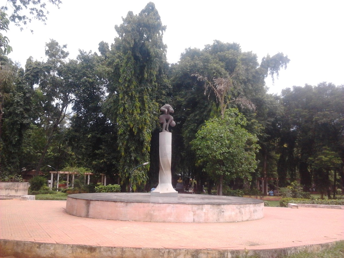 Natesan Park, T. Nagar