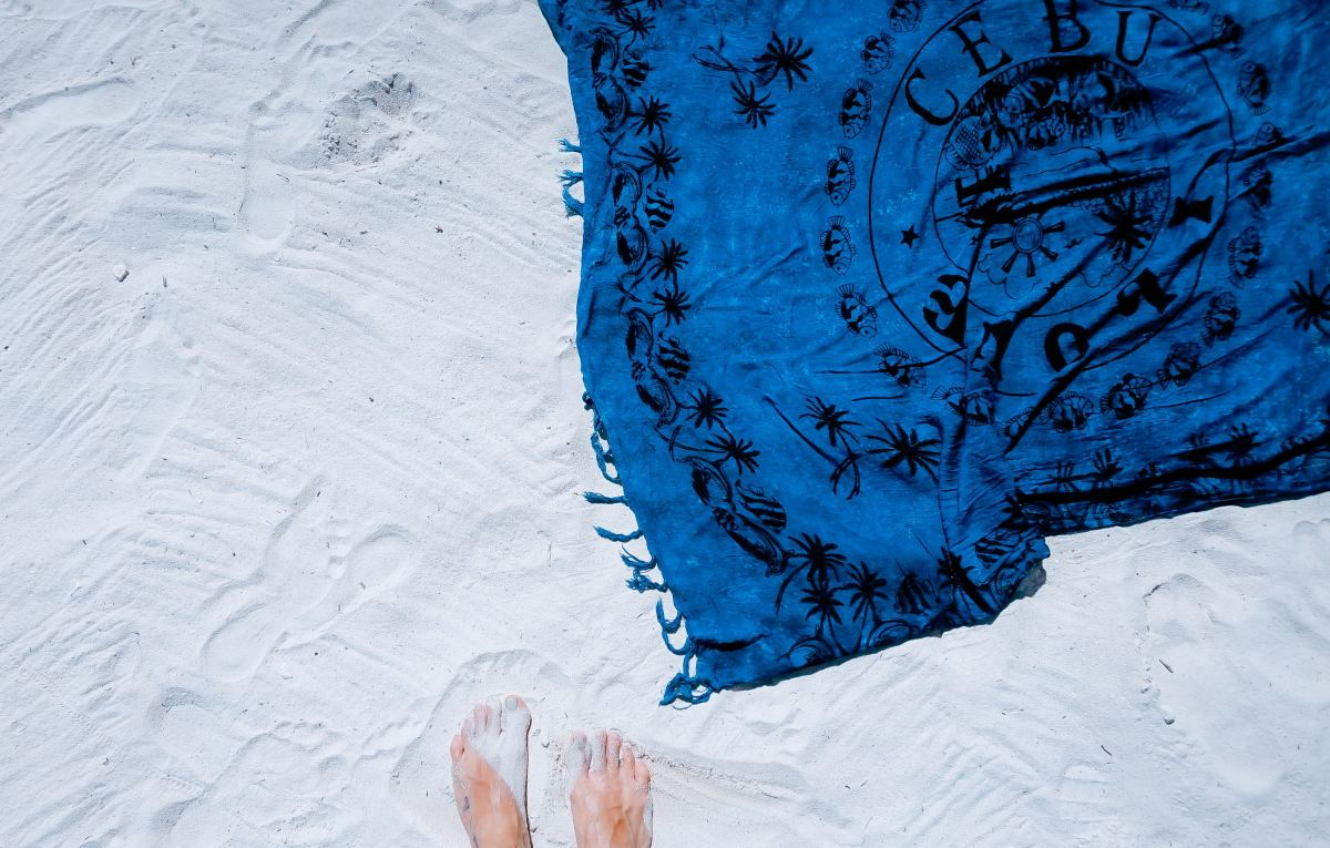 Is this just a beach blanket? Or, is it also a scarf, dress, towel, and skirt?