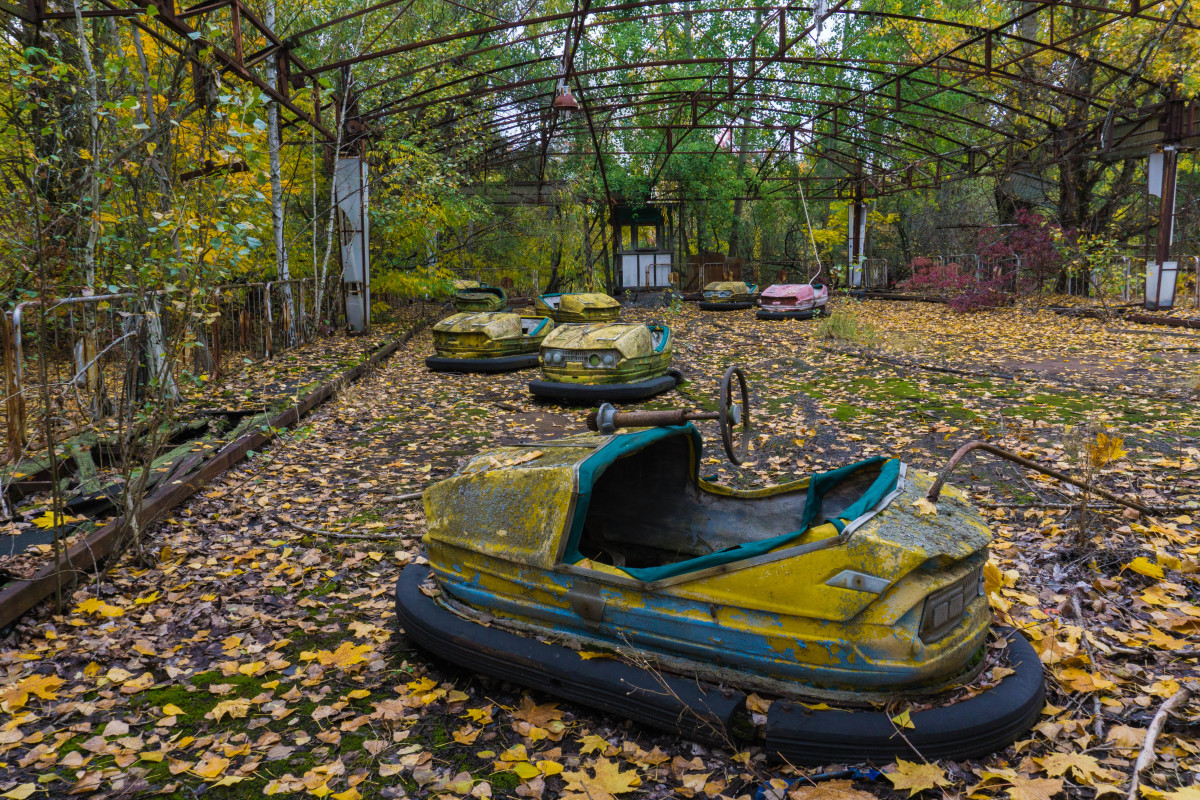 The Pripyat Amusement Park