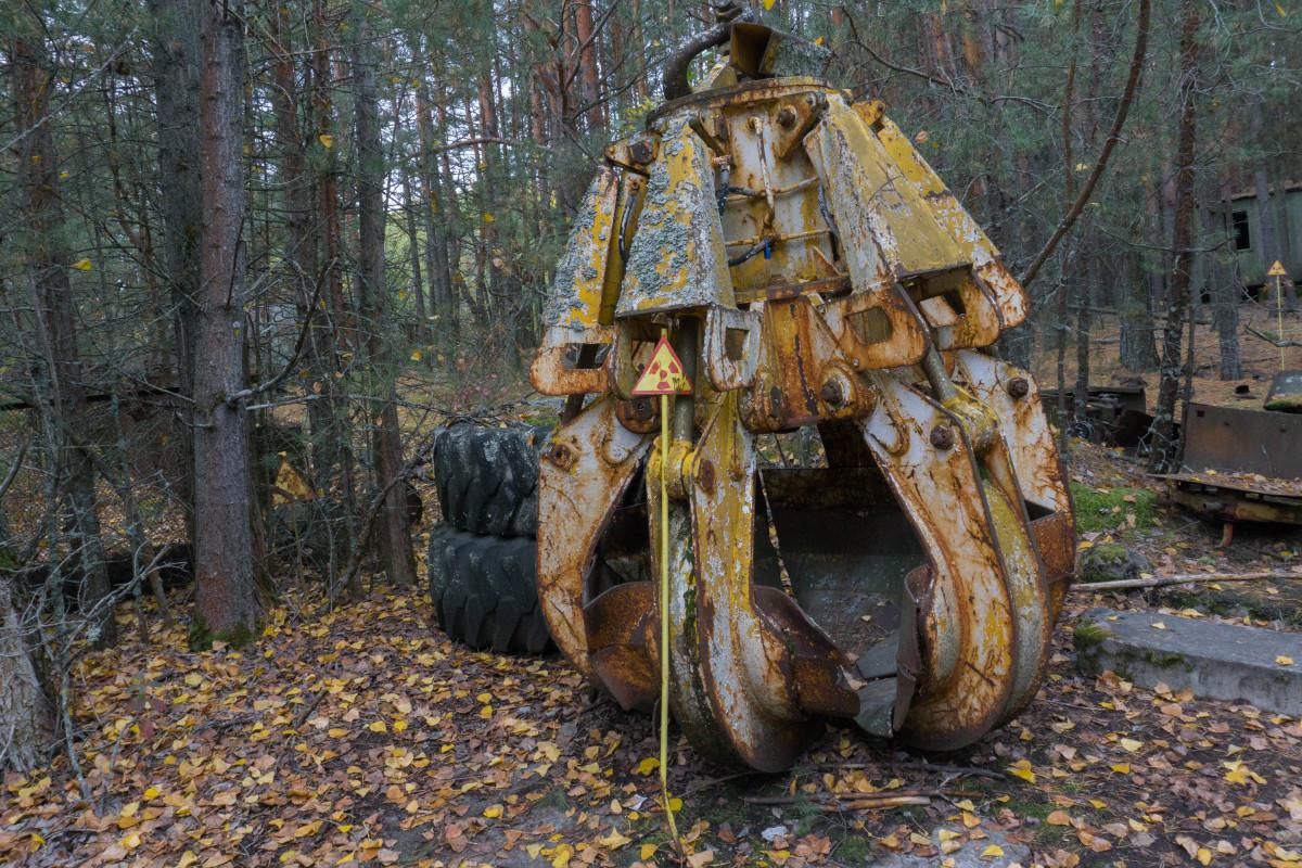 Radioactive Claw