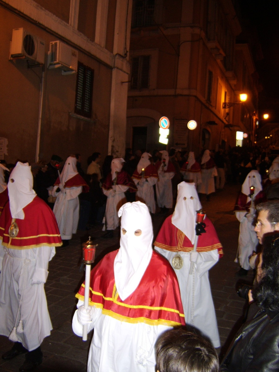 Easter procession - L'Aquila