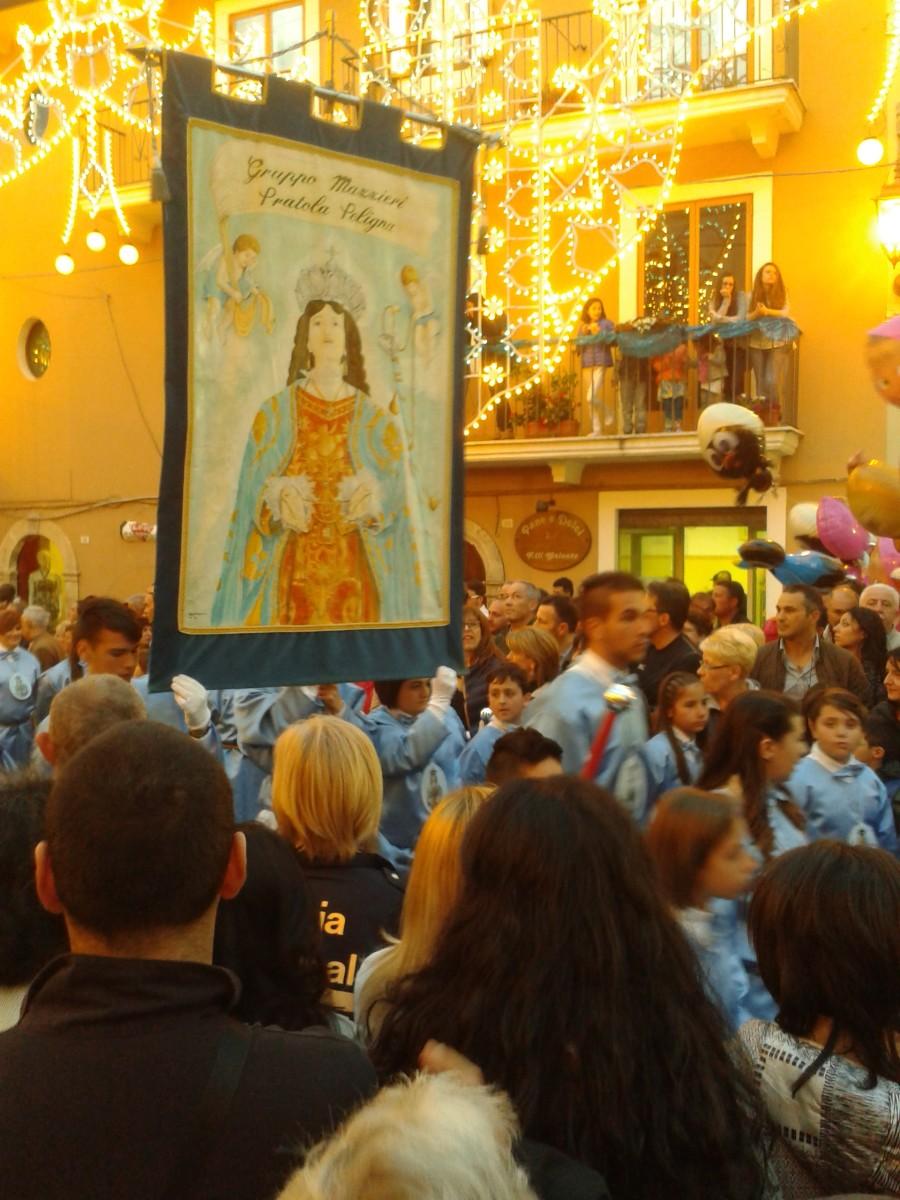 The Festival of the Madonna della Libera in Pratola Peligna