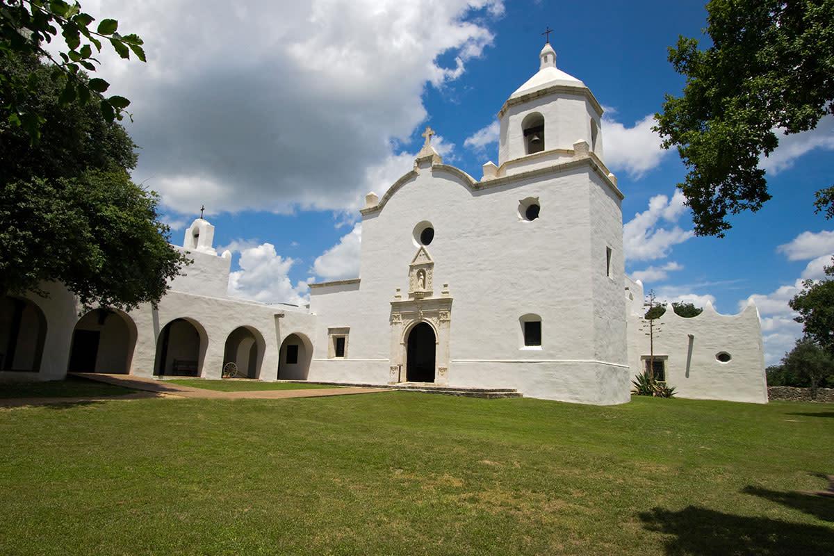 Mission Nuestra Señora del Espíritu Santo de Zúñiga (Mission Bahia)