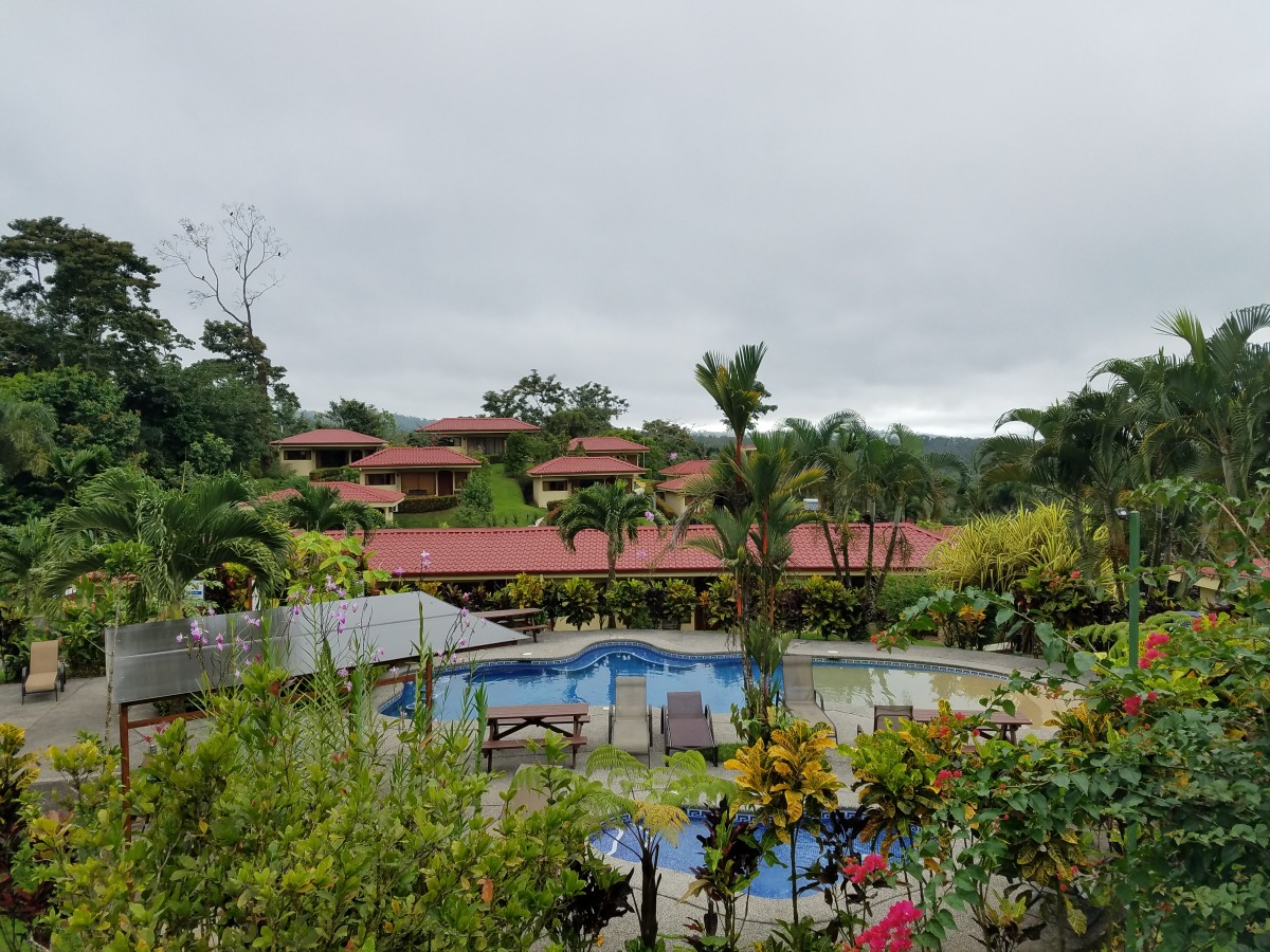 Expansive View Of Arenal Volcano Inn