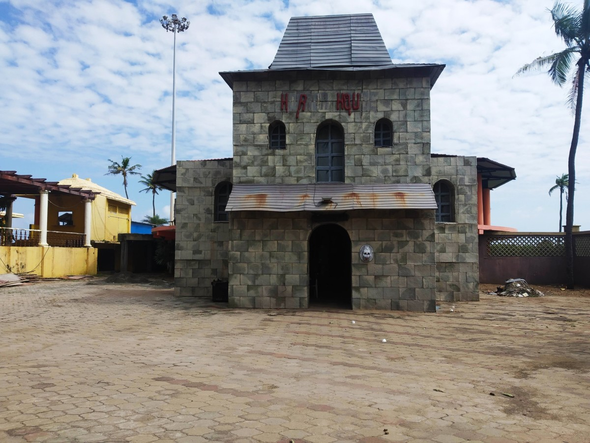 Horror House at VGP Universal Kingdom