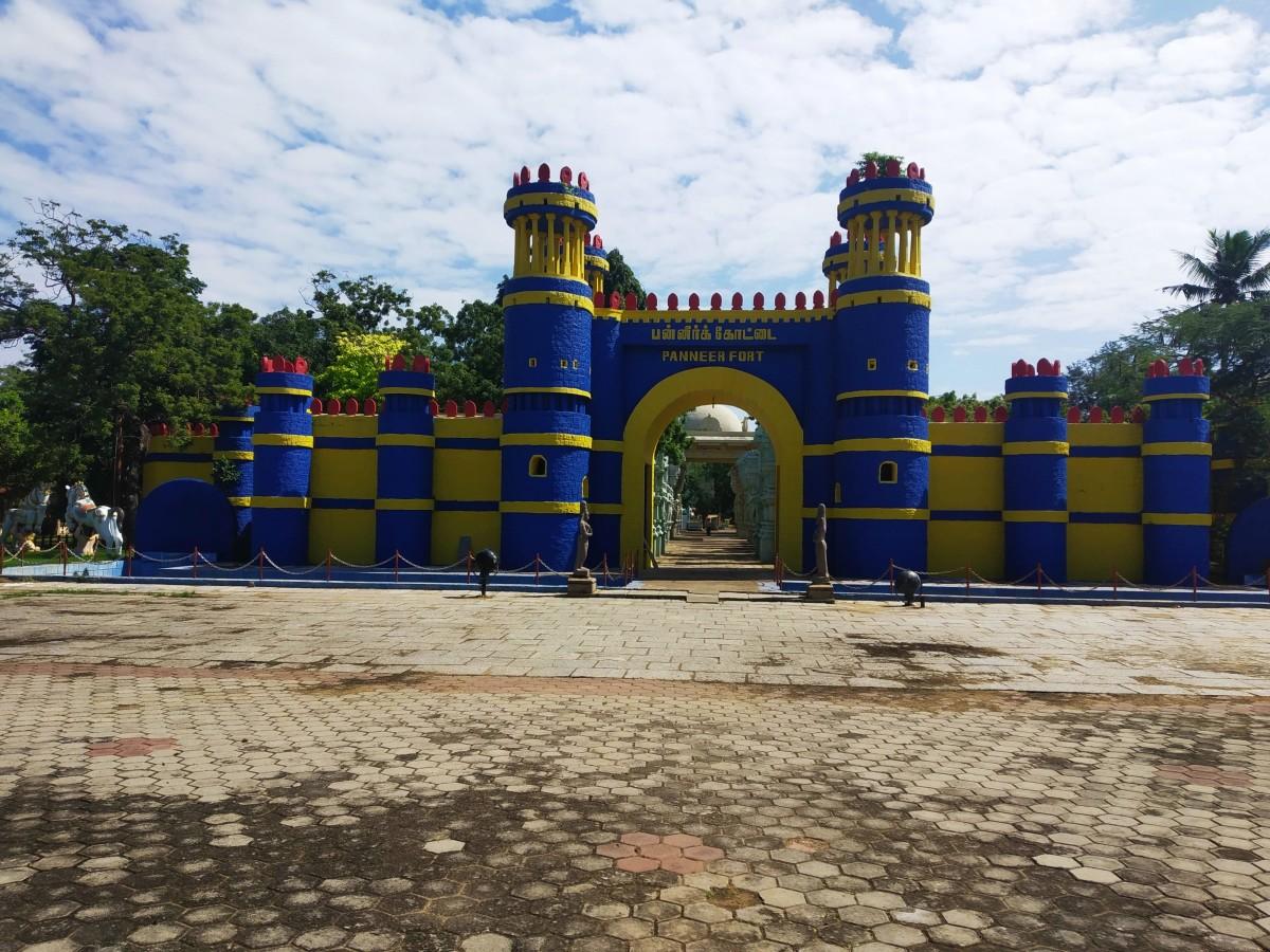 Panneer Fort