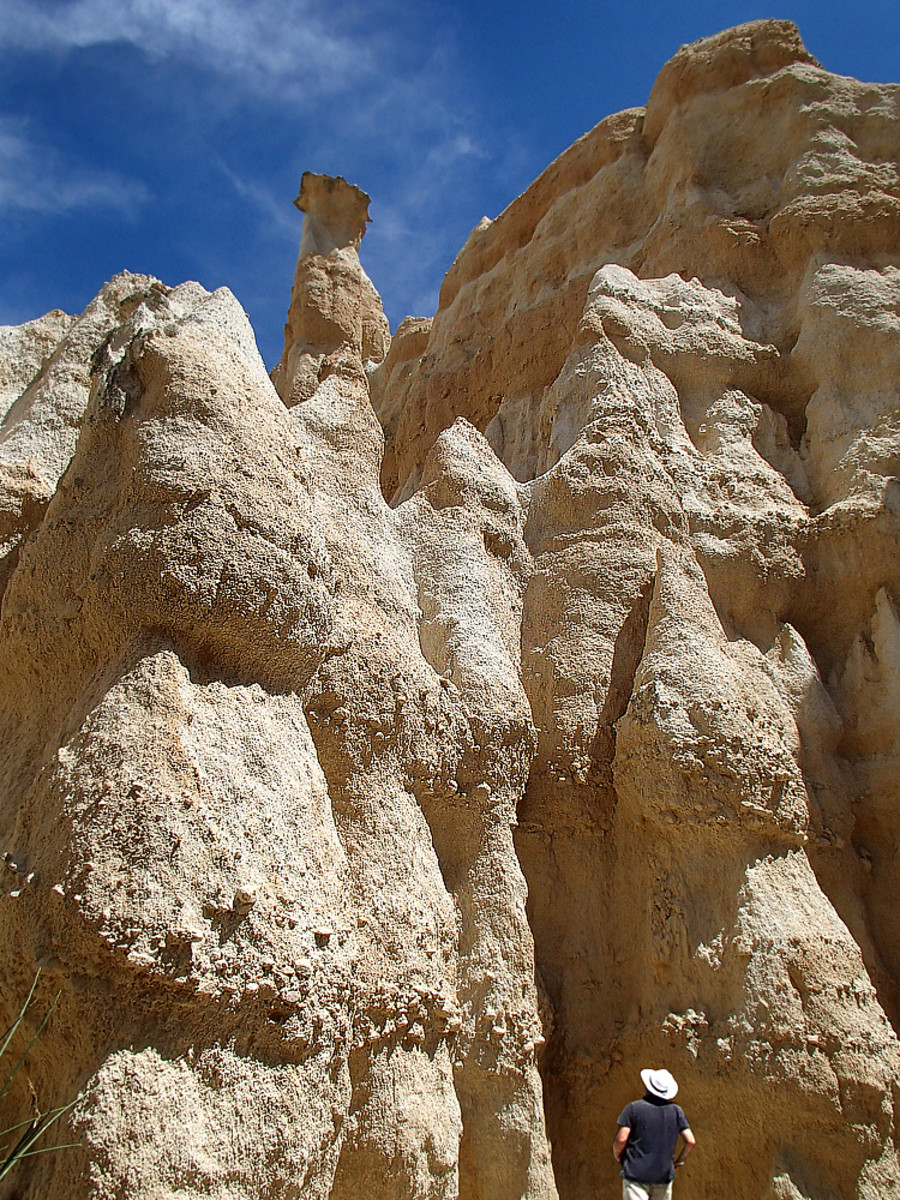 The awe-inspiring geological wonders of Orgues d'Ille-sur-Tet park.