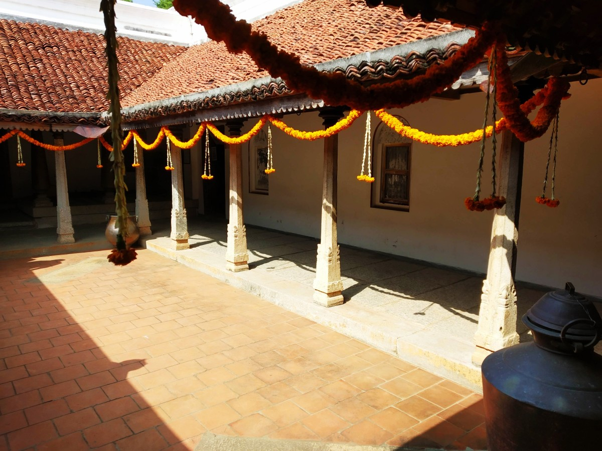 Chettinad House