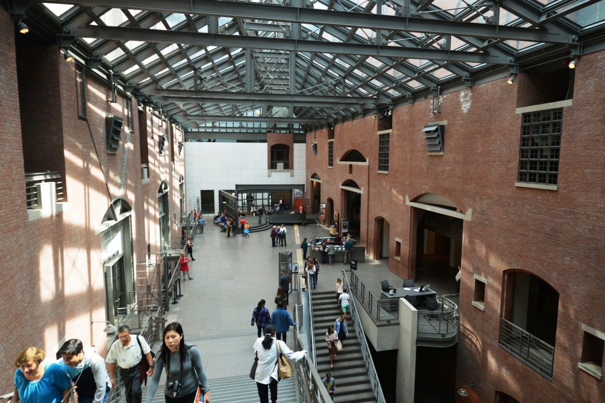 United States Holocaust Memorial Museum in Washington DC