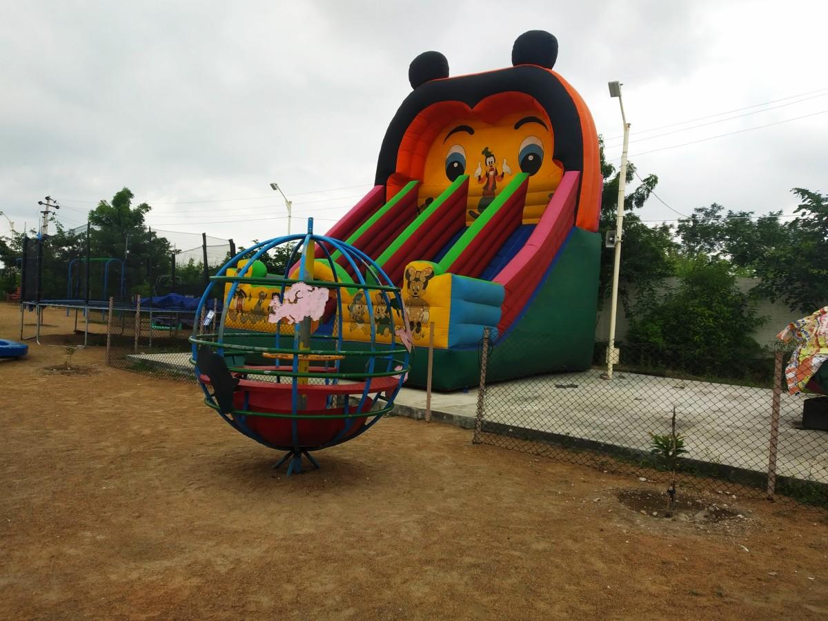 LPL Kid's Amusement Park