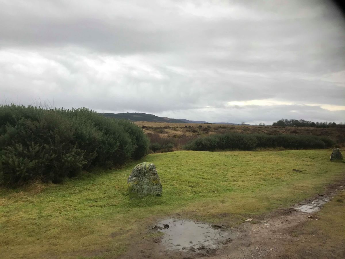 Clan gravestones