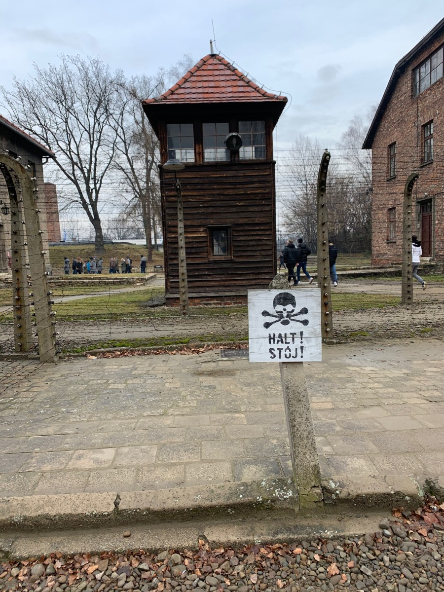 A visit to Auschwitz is a sobering and unforgettable experience.