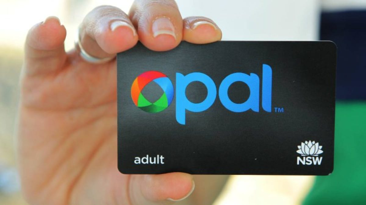 Opal Cards are Sydney's ticketing system for all public transportation.