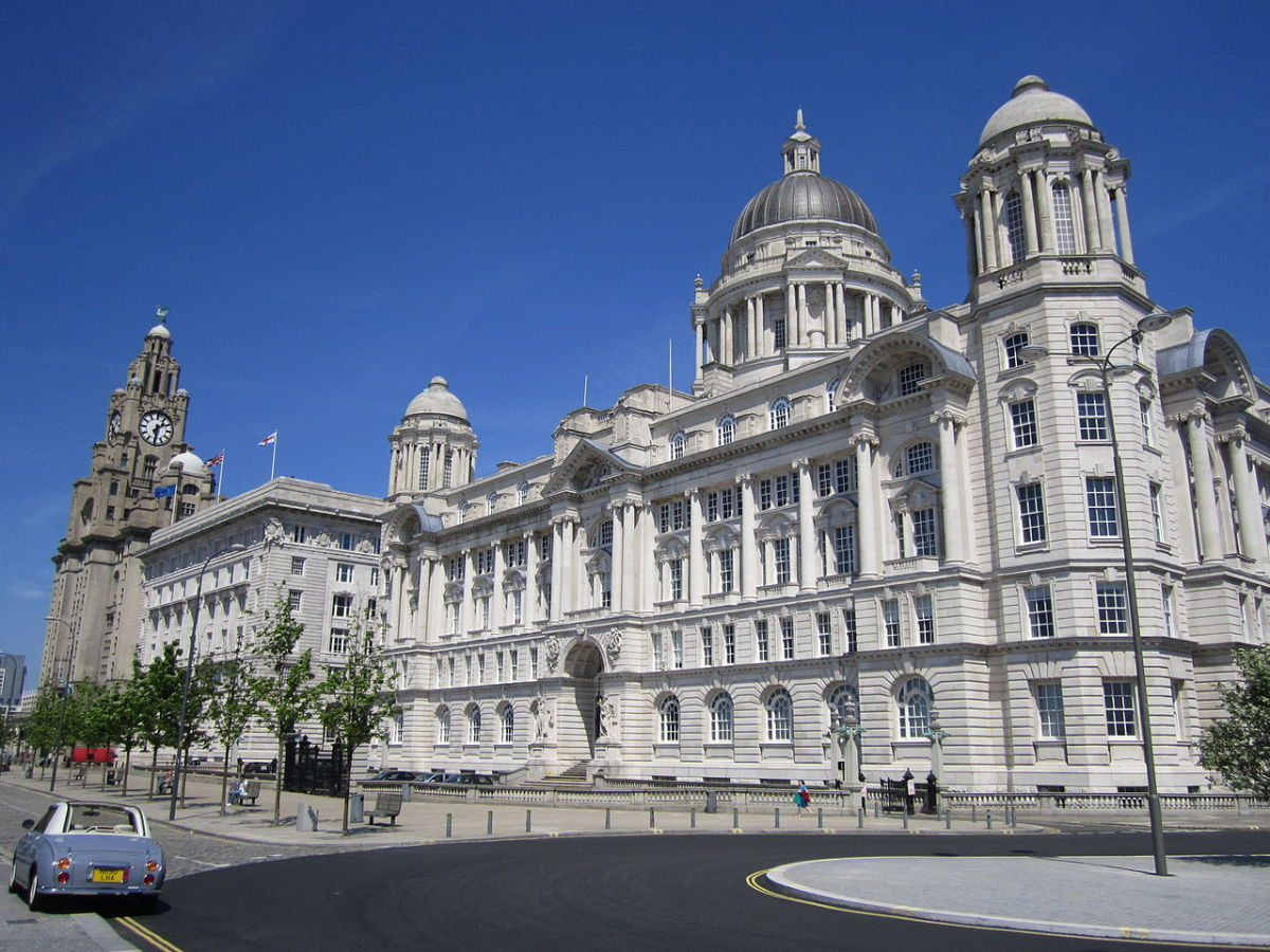 The Three Graces are among the most popular and easily recognisable attractions on the Liverpool Waterfront