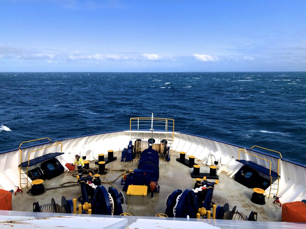 Heading towards Picton